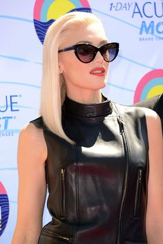 When she looked like one badass chick in this outfit. | 27 Times You Desperately Wanted To Be Gwen Stefani