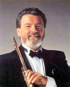 Sir James Galway ...master of the flute