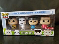 Peanuts 4-Pack