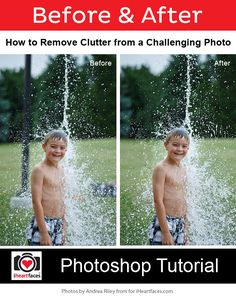 How To Remove Clutter From a Challenging Photo