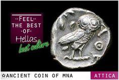 #mna #ancientcoins #greekcoins #Athens