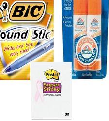 New Ibotta Offers=Free Or Cheap School Supplies & Free Glue Sticks at Walmart!