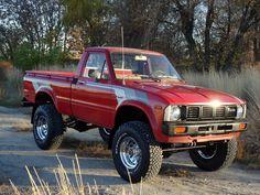 1981 Toyota Pickup Hilux 4x4