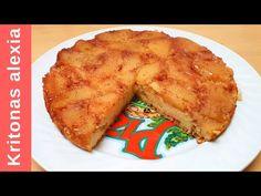 Τέλεια και εύκολη μηλόπιτα!   ENG SUBS   kritonas alexia - YouTube French Toast, Breakfast, Youtube, Food, Morning Coffee, Essen, Meals, Youtubers, Yemek