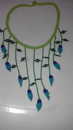 Crochet Necklace, Jewelry, Roses, Jewlery, Jewerly, Schmuck, Jewels, Jewelery, Fine Jewelry
