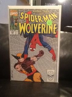 Marvel Tales ft. Spider-Man and Wolverine #243