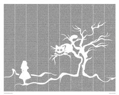 "Buchtext-Poster ""Alice im Wunderland"" von Lewis Carroll http://www.amazon.de/dp/B00A2TKEMS/ref=cm_sw_r_pi_dp_Vgkwvb0M3W7RY"