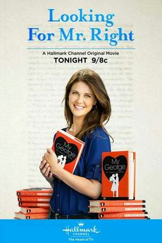 Looking for Mr. Right | such a cute hallmark movie :)