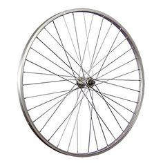 Taylor Wheels Laufrad 28 Zoll Vorderrad Büchel Aluminiumfelge Vollachse silber Aluminium, Ferris Wheel, Wheels, Material, Elegant, Decoration, Products, Gear Ring, Hamster Wheel
