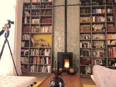 "41 mentions J'aime, 2 commentaires - nicolas&nicolas (@nicolasetnicolas) sur Instagram : ""Shooting #shooting #photo #design #bibliotheque #library #mobilier #agencement #mobilierdesign…"" Bookcase, Shelves, Design, Instagram, Home Decor, Shelving, Decoration Home, Room Decor, Bookcases"