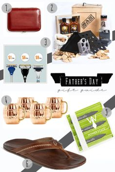 Father's Day Gift Guide Charming in Charlotte