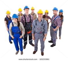 Construction Overalls Stock Photos, Images, & Pictures | Shutterstock