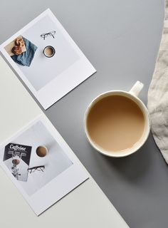 lazy coffee mornings and coffee styling