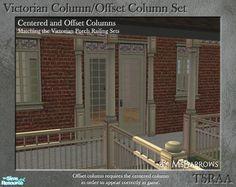 MsBarrows' Victorian Column/Offset Column Set