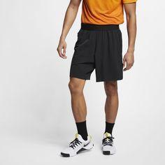 huge discount feb71 8e0aa Nike Flex Tech Pack Men s Training Shorts Size S (Black)