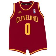 446f42c63 The Infant Kevin Love Jersey Replica Onesie by adidas is the perfect way to  start off his or her basketball wardrobe! Cleveland Cavaliers