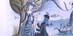 """""""D'amour et d'eau fraîche"""", exposition Peynet à Saint-Just-le-Martel"""