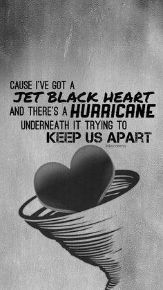jet black heart lyrics - Hľadať Googlom