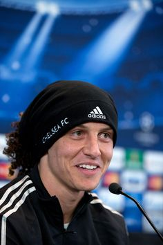David Luiz - Chelsea FC Press Conference