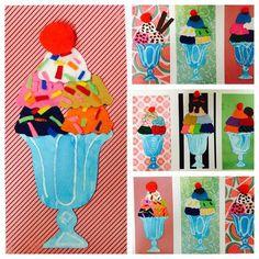pop art Bildergebnis fr visuelle Bildung - So - art Summer Art Projects, School Art Projects, Art 2nd Grade, Club D'art, Pop Art, Classe D'art, Art Lessons Elementary, Art Education Lessons, Elementary Schools