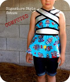 That's What She Crafted: PROJECT RUN & PLAY SEASON 9 SEW ALONG: WEEK 4