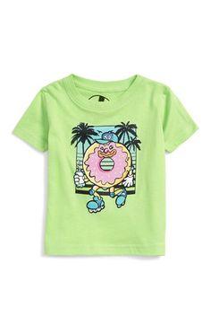 Kid Dangerous 'Donut Boogie' Graphic T-Shirt (Baby)
