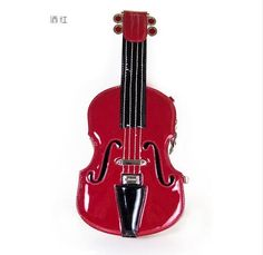 43.85$  Watch now - http://alizro.shopchina.info/go.php?t=32656933965 - Retro Violin bag Cute Cartoon Bags  shoulder Bag new messenger Bags personality Crossbody Bag wholesale  #buyonline