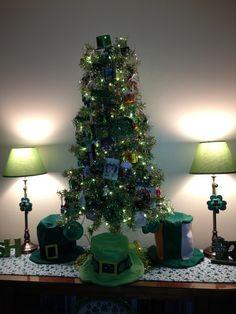 St. Patrick's Day Trees | St. Patrick's Day tree