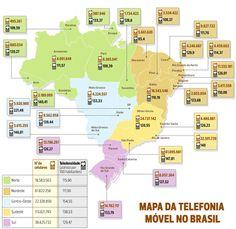 CORREIO | O QUE A BAHIA QUER SABER: Salvador lidera ranking do número de celulares no país