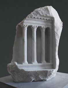 Marble Sculptures by Matthew Simmons Stone