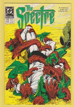 The Spectre comic book # 22 Published by DC 1987