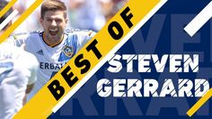 #MLS  Steven Gerrard writes farewell letter to Galaxy fans as he plots next move