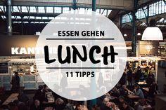 Wenn ihr keine Lust auf Kochen zum Mittag habt, dann bekommt ihr in diesen 11 Restaurants und Kantinen fantastisches Lunch zu guten Preisen.
