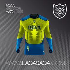 Nike 2025 Fantasy Kits - Boca Away