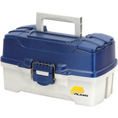 Plano Large Two-Tray Tackle Box Bait Storage Case Dual Top Access Fishing Gear for sale online Fishing Tackle Box, Bass Fishing Tips, Best Fishing, Fly Fishing, Fishing Stuff, Fishing Equipment, Sports Equipment, Fishing Techniques, Largemouth Bass
