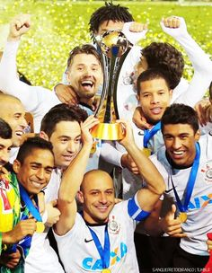 Corinthians champion of FIFA Club World Cup 2012