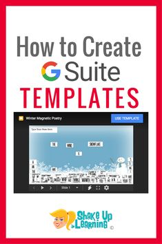 Create G Suite Templates with This Mind-Blowing Hack