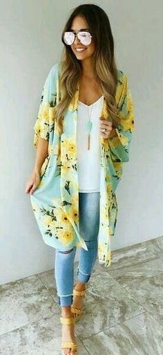 Cool 29 Stylish Summer Outfits Ideas to Try bitecl. - - Cool 29 Stylish Summer Outfits Ideas to Try bitecl… – Source by - Stylish Summer Outfits, Casual Outfits, Cute Outfits, Outfit Summer, Summer Shorts, Stylish Dresses, Casual Wear, Casual Dresses, Outfits With Kimonos