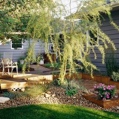 Wheelchair-Accessible Deck. Enjoying the great outdoors in your wheelchair.