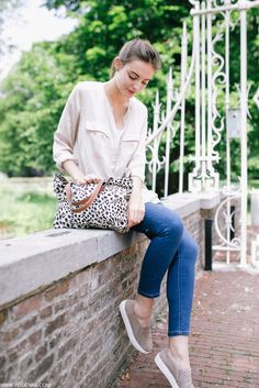 Leopard Print Has A Place In Every Season - Just The Design