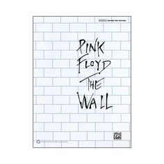 Alfred Pink Floyd The Wall Guitar Tab Book