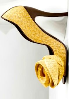 This may be the most beautiful shoe I have ever seen...Roger Vivier