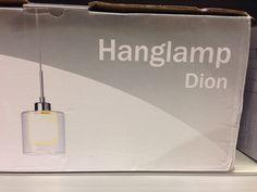 Hanglamp Dion