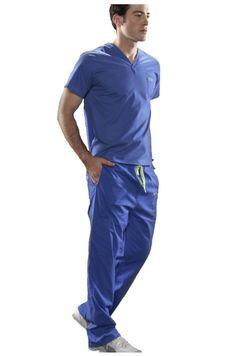 Stealth Unisex Scrub By Iguana Med Scrubs Uniform, Men In Uniform, Cherokee Uniforms, Hot Doctor, Medical Uniforms, Medical Scrubs, Scrub Sets, Male Models, Work Wear