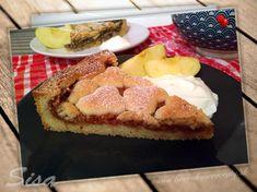 Krehký jablkový a makový koláč.  #recepty #krehký #jablkovy #makovy  #kolac French Toast, Breakfast, Food, Morning Coffee, Meal, Essen, Hoods, Meals, Morning Breakfast
