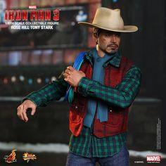 Incognito Tony Stark.