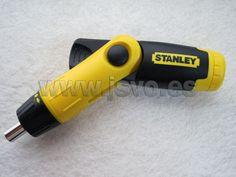 Juego atornillador articulado con sistema de carraca bloqueable Stanley ® ref.: 0-63-038 – 40 piezas. WWW.JSVO.ES