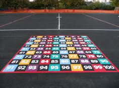 school playground markings - Google Search