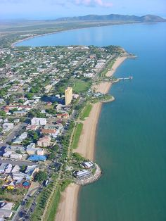 The Strand, Townsville, North Queensland, Australia
