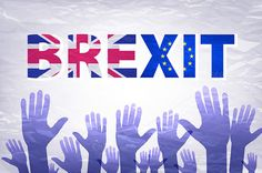 Brexit Text Isolated art vector by Rommeo79 on @creativemarket